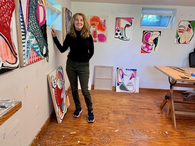 1-Myself In My Studio In Catskill #1.jpg